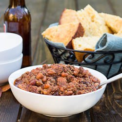 Five Alarm Chili Recipe
