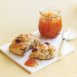 Ginger Pecan Scones Recipe