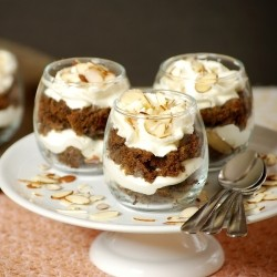 Gingerbread Cake Trifle Recipe