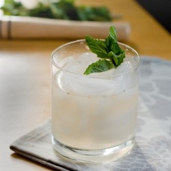 Grapefruit Vodka Sour