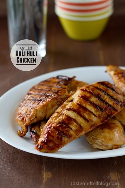 Huli Huli Chicken Recipe