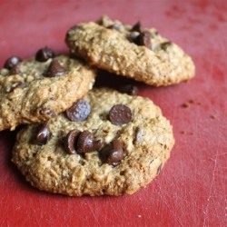 Kashi Oatmeal Dark Chocolate Chip Cookies