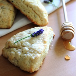 Lavender Lemon Scones Recipe