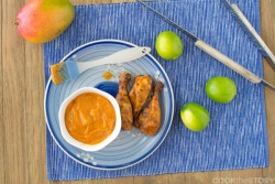 Mango Lime Chipotle BBQ Sauce Recipe