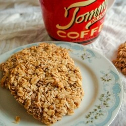 Oat and Banana Cookies Recipe