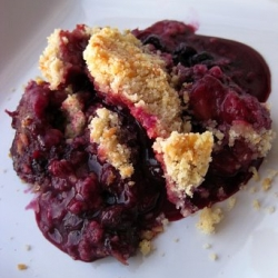 Obama Berry Coconut Crisp