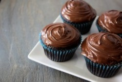 One Bowl Chocolate Cupcakes Recipe