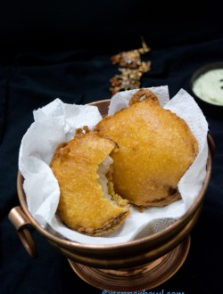 Onion Fritters Recipe