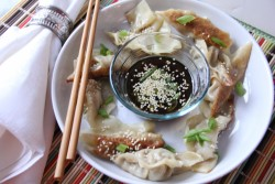 Pan Fried Pork Dumplings Recipe