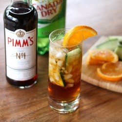Pimms Cup Cocktail Recipe