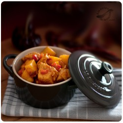 Pork and Potato Goulash Recipe