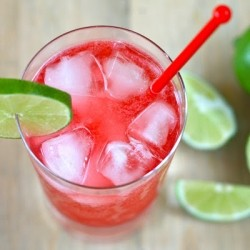Raspberry Lime Rickey Recipe