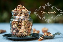 Raw Granola Recipe