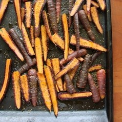 Roasted Carrots Cumin Recipe