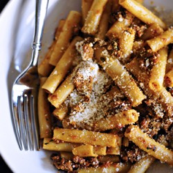 Spicy Pork Ragu