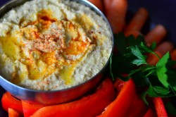 Ten Minute Hummus Recipe