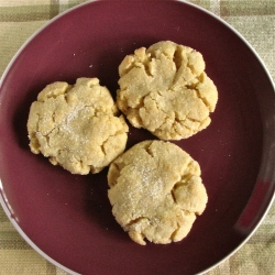 Thick and Chewy Sugar Cookie Recipe
