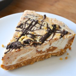 Vegan Nutter Butter Ice Cream Pie Recipe