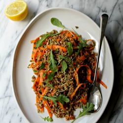 What Berry Carrot Salad Recipe