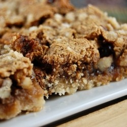 Yum Yums Brown Sugar Pecan Bars