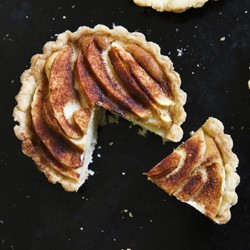 Apple Marzipan Tartlets Recipe