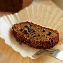 Brown Butter Chocolate Chip Espresso Pumpkin Bread Recipe