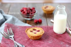 Brown Butter Raspberry Tart Recipe