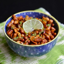 Chili Lime Peanuts Recipe