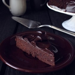 Chocolate Queen of Sheba Cake Recipe