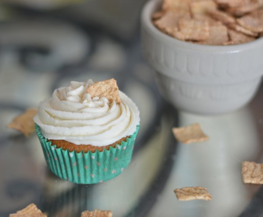 Cinnamon Toast Crunch Cupcakes Recipe