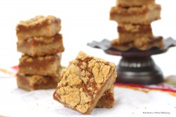 Dulce de Leche Oatmeal Bars Recipe