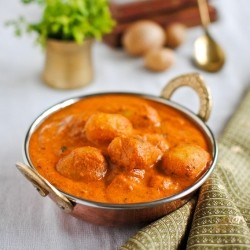 Dum Aloo Baby Potatoes Gravy Recipe