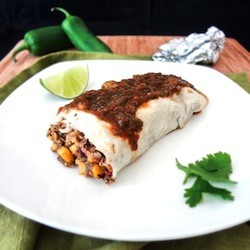Healthy Homemade Frozen Burritos Recipe