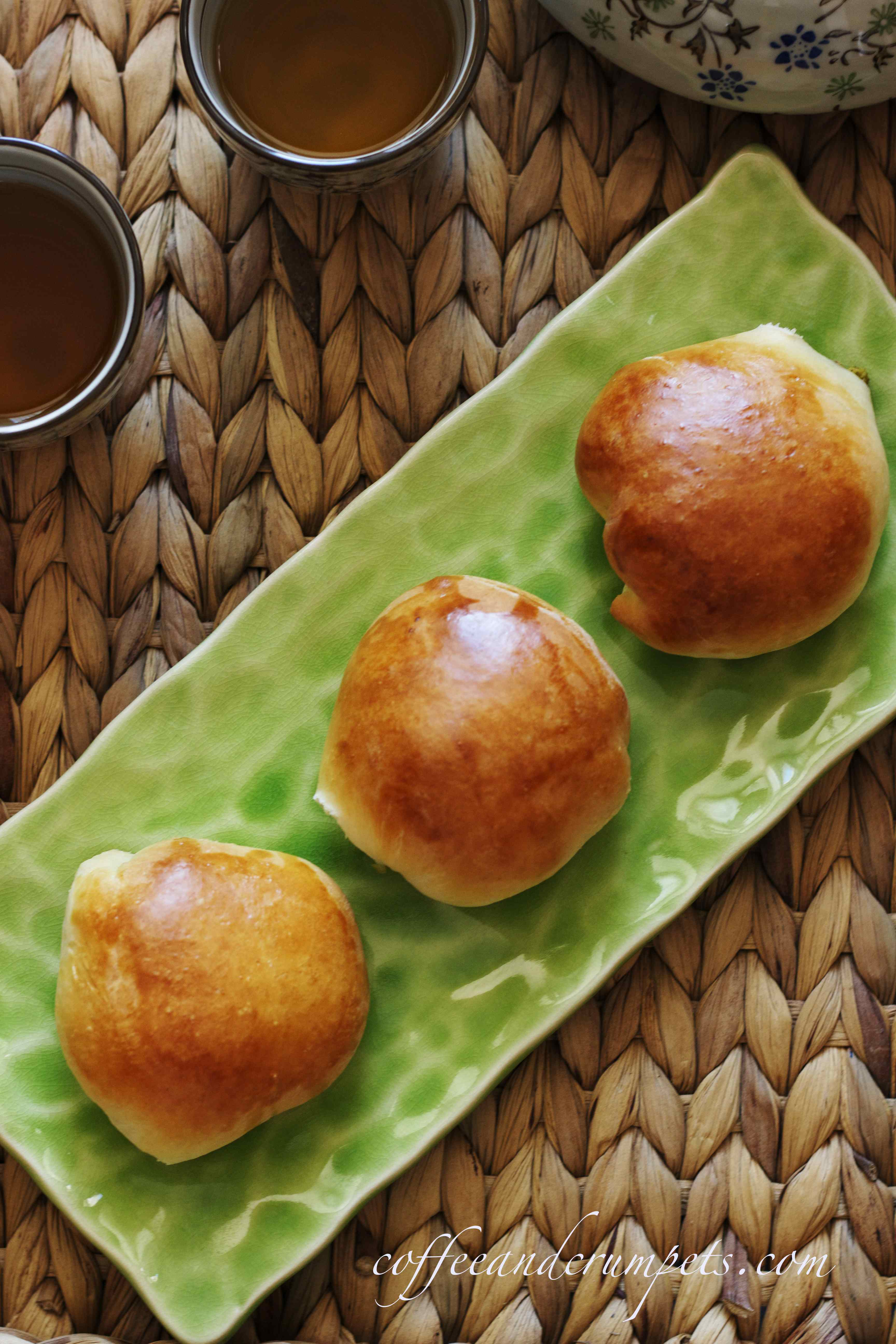 Indian Style Chinese Bao Buns Recipe