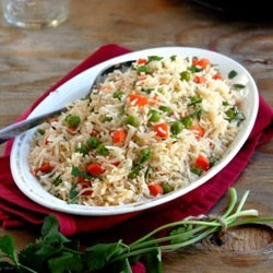 Indian Vegetable Pulao