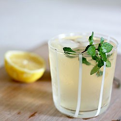 Lemon Ginger Mint