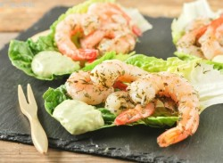 Marinated Shrimp with Avocado Recipe