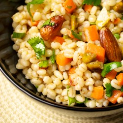 Middle Eastern Barley Salad Recipe