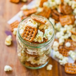 Parmesan Ranch Snack Mix Recipe
