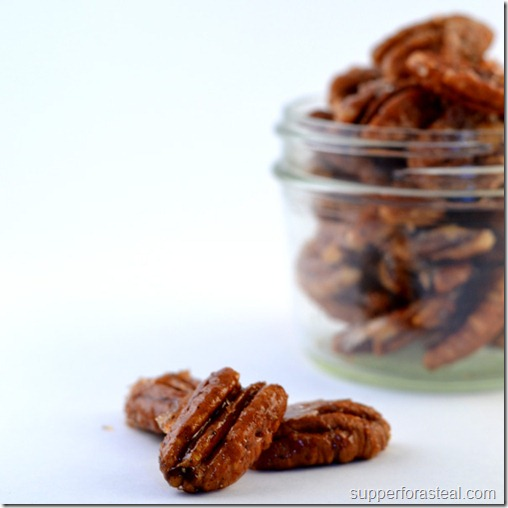 Roasted Nuts Recipe