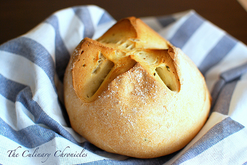 Simple Home Baked Bread