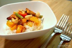 Sweet Sour Tofu Recipe