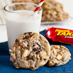 Take 5 Candy Bar Cookies Recipe