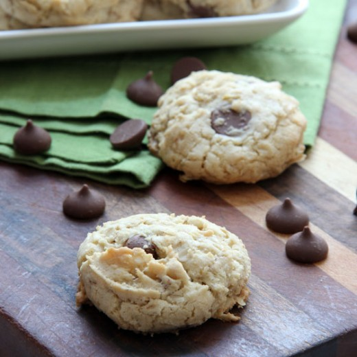 Vanilla Oatmeal Chocolate Chip Cookies Recipe
