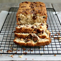 Chocolate Chip Bread Recipe