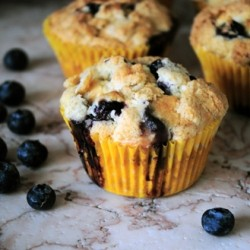 Lemon Blueberry Muffins Recipe