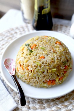 Japanese Fried Rice – チァ-ハン – Pickled Plum Food And Drinks