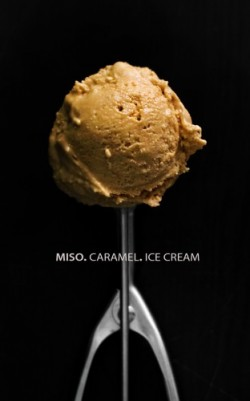 Miso Caramel Ice Cream Recipe