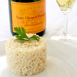 Champagne Risotto Recipe