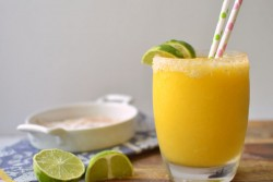 Chili-Lime Mango Margarita Recipe